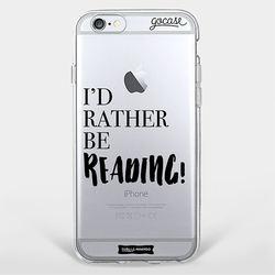 Capinha para celular Leitura