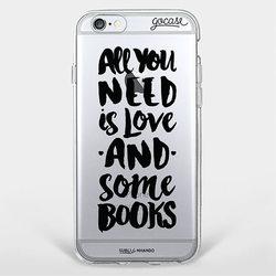 Capinha para celular Precisamos de Livros