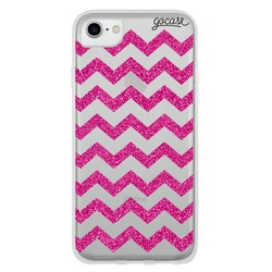 Pink Stripes Phone Case
