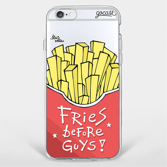 French Fries Phone Case Gocase