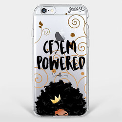 Capinha para celular Fem Powered