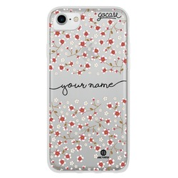 Cherry Flower Handwritten Phone Case