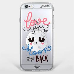 Capinha para celular Love You