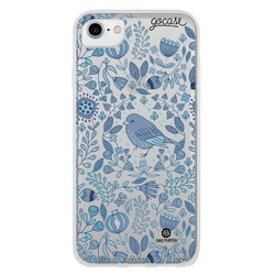 Blue Bird Phone Case
