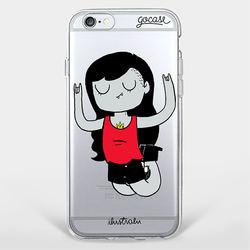Capinha para celular Marceline