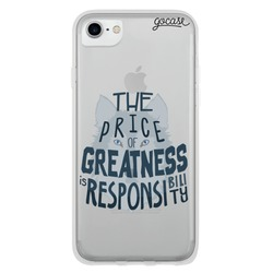 Responsibility Phone Case