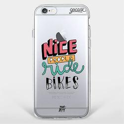 Capinha para celular Bike