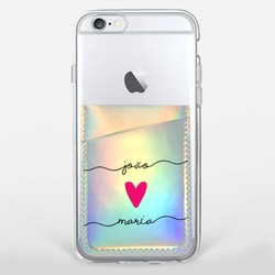 Pocket Gocase Shine - Eterno Amor Manuscrita