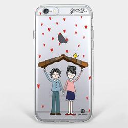 Capinha para celular Casado