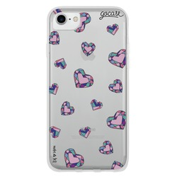 Jewel Heart Phone Case