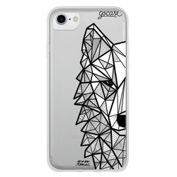 Sketchy Wolf Phone Case