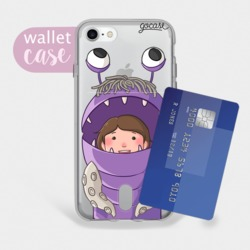 Sweet Monster - Wallet Phone Case