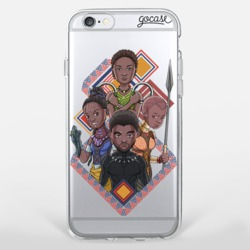 Capinha para celular Long Live The King