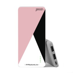 Power Bank Slim Portable Charger (5000mAh) - Tricolor