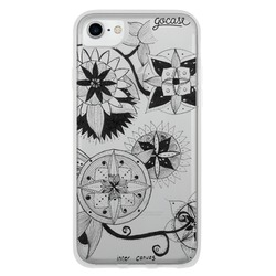 Tribal Flowers Phone Case