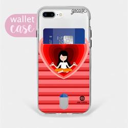 Capinha para celular Tô Zen - Cartão