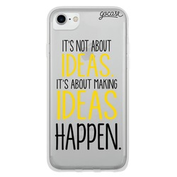 Ideas Happen Phone Case