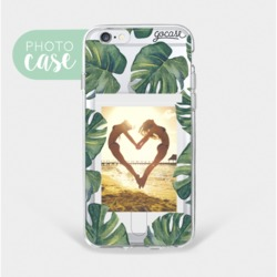 Tropical Green - Wallet Phone Case