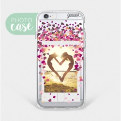 Red Hearts - Wallet Phone Case