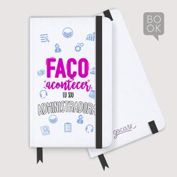 Sketchbook Faço Acontecer