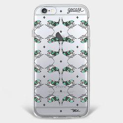 Capinha para celular Pássaros em Dobro