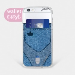 My Jeans - Wallet Phone Case