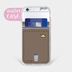 Capinha para celular Minha carteira - Cartão