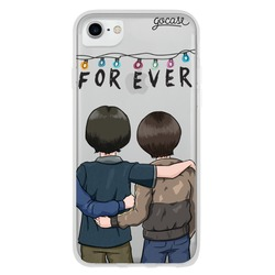 Capinha para celular Stranger Friends - Mike e Will