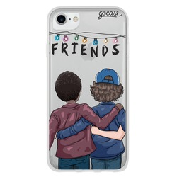 Stranger Friends - Lucas And Dustin Phone Case