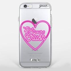 Capinha para celular Sem Crush