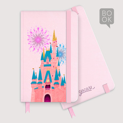 Sketchbook - Castelo Encantado
