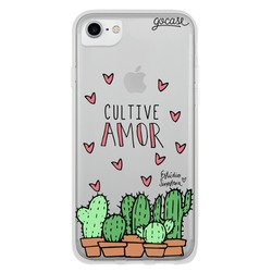 Capinha para celular Cultive o Amor