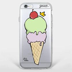 Capinha para celular Icecream