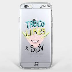 Capinha para celular Troco Likes