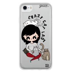 Crazy Cat Lady  Phone Case