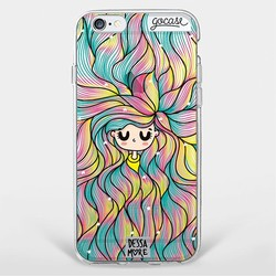 Rainbow Hair Phone Case
