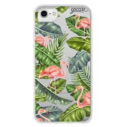 Flamingos Tropical Phone Case