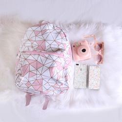 Mochila Gocase Bag - Traços Rosê