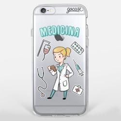 Capinha para celular Profissões - Médica
