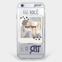 Capinha para celular Picture - Eu, Você e o Cat