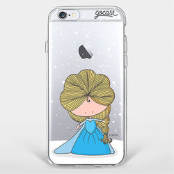 Capinha para celular Elsa
