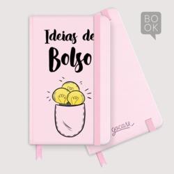 Sketchbook - Ideias de Bolso