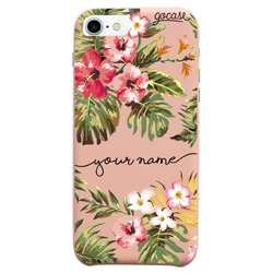 Royal Rose - Floral Handwritten Phone Case