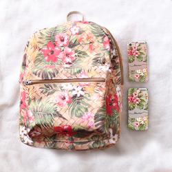 Mochila Gocase Bag - Floral