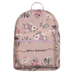 Mochila Gocase Bag - Bem Floral Manuscrita