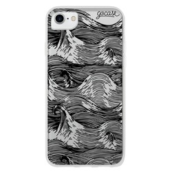 Black Waves Phone Case