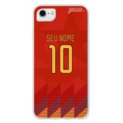 Capinha para celular Camisa de Time - Espanha
