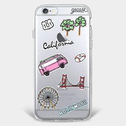 Capinha para celular Viagem California