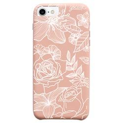 Capinha para celular Fascino -  Floral White