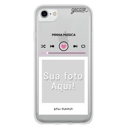 Capinha para celular Picture - Minha Música